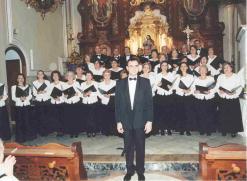 Periodo 2002-2006 – Director titular Agrupación Coral de Benidorm