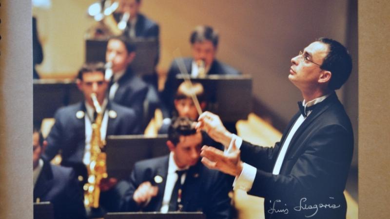"""Periodo 2000-2006 – Director titular Banda de Música """"La Primitiva"""" de l'Associació d'Amics de la Música Callosa d'en Sarrià"""