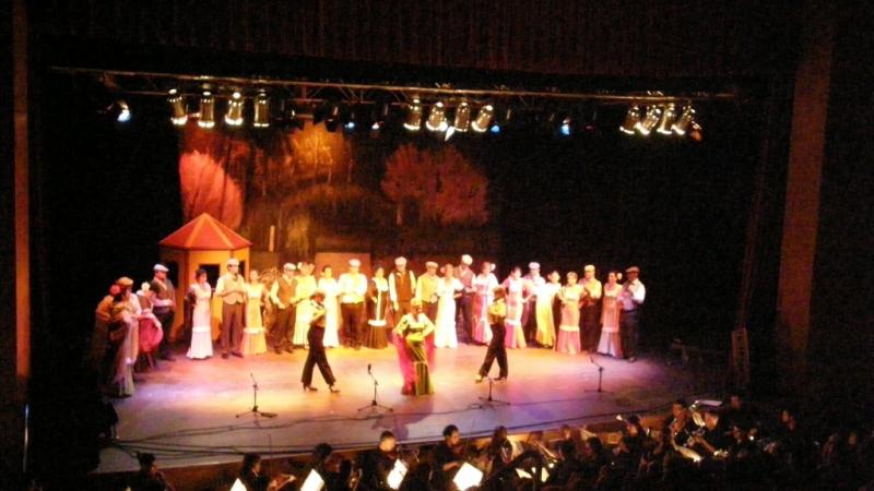 Periodo 2010 – actualidad/ Director Musical de la Compañía Lírica de Andalucía