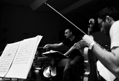 El director valenciano Rafael Garrigós dirige en Italia por segundo año consecutivo la Banda Musicale Giovanile del Piemonte