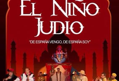 La Compañía Lírica de Andalucía pone en escena una nueva representación de la zarzuela EL NIÑO JUDÍO
