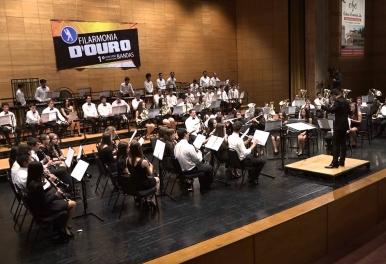 """Abierto el plazo de inscripción para el Certamen Internacional De Bandas """"Filarmonia D'Ouro"""" 2016, 3ª edición, OPORTO (Portugal)"""