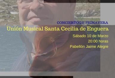 UNIÓN MUSICAL SANTA CECILIA DE ENGUERA – Monográfico CESARINI/GARCIA I SOLER